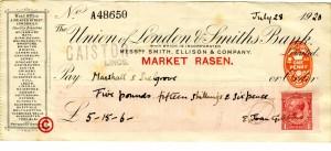 1920 28 July